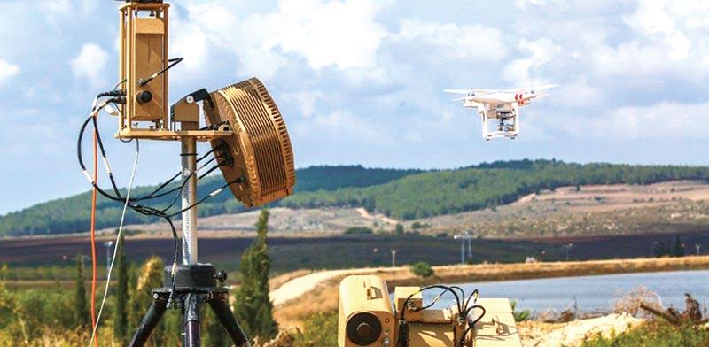 dron radar tespit sistemleri